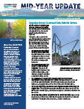 The electronic edition of our 2019 Mid-Year Update newsletter.