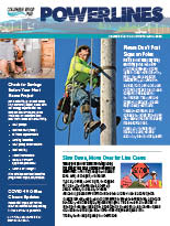 The electronic edition of our April 2020 Power Lines newsletter.
