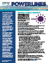 The electronic edition of our August 2020 Power Lines newsletter.