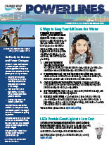 The electronic edition of our December 2019 Power Lines newsletter.