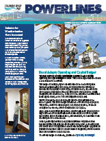 The January 2020 electronic edition of our Power Lines newsletter.