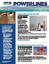 The electronic edition of our July 2021 Power Lines newsletter.