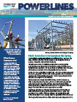 The electronic edition of our March 2019 Power Lines newsletter.