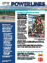 The electronic edition of our November 2019 Power Lines newsletter.