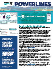 The electronic edition of our September 2020 Power Lines newsletter.